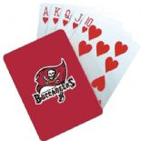 Tampa Bay Buccaneers Playing Cards